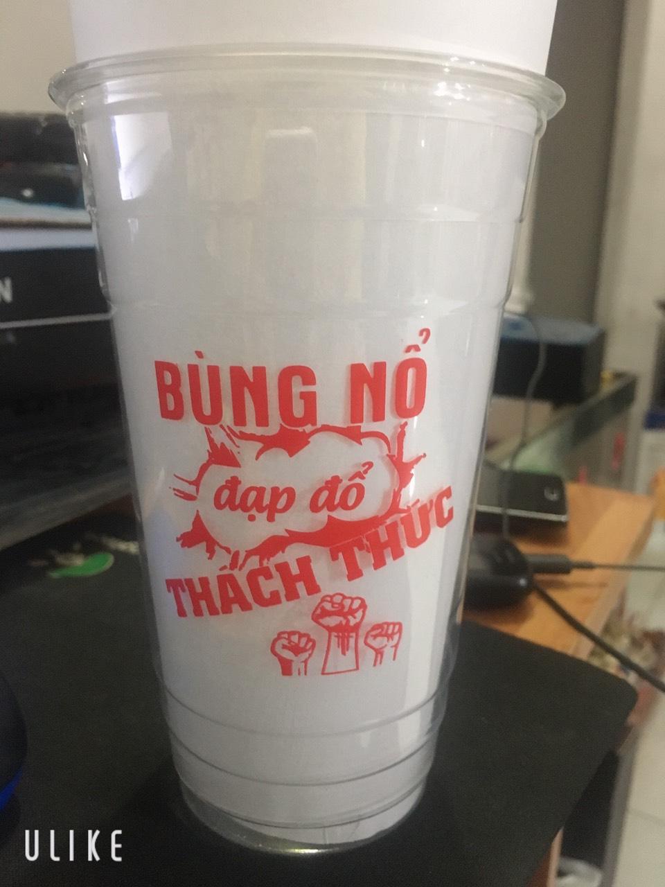 Slogan ly trà sữa