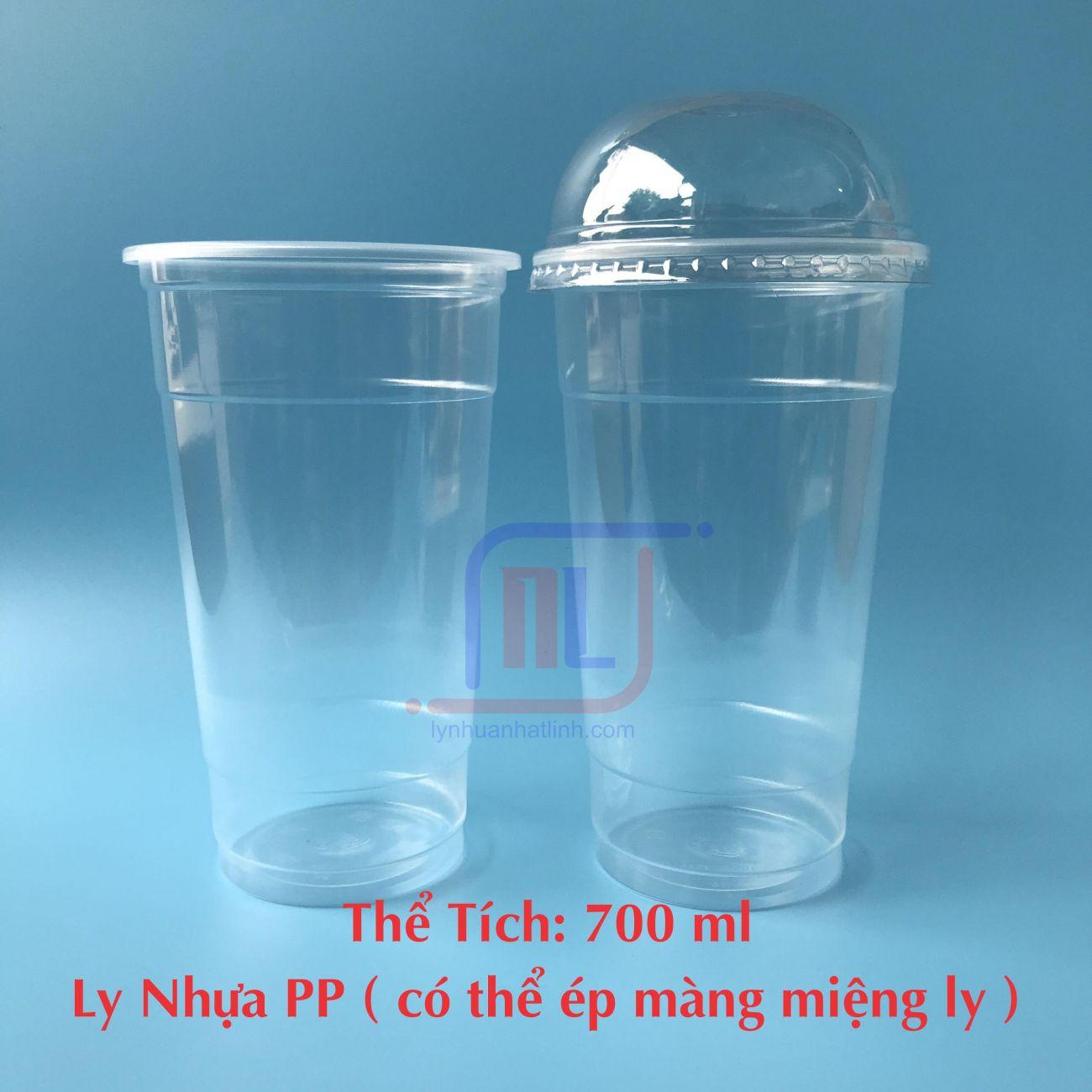 Ly Nhựa PP ( HOT )