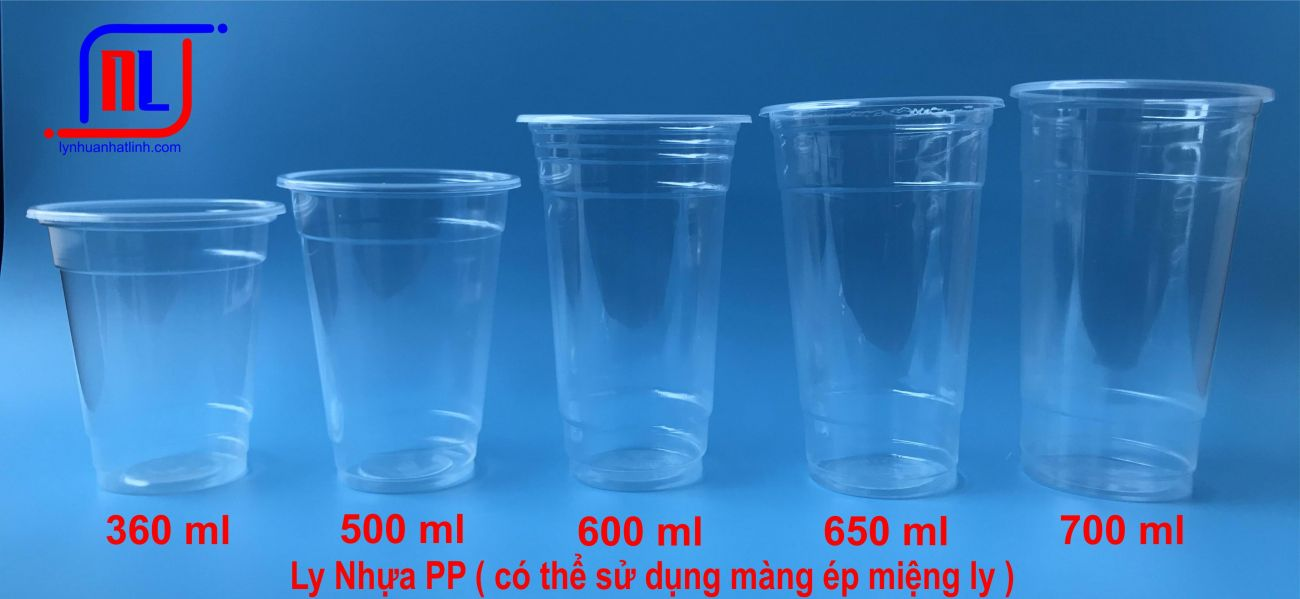 Ly Nhựa PP
