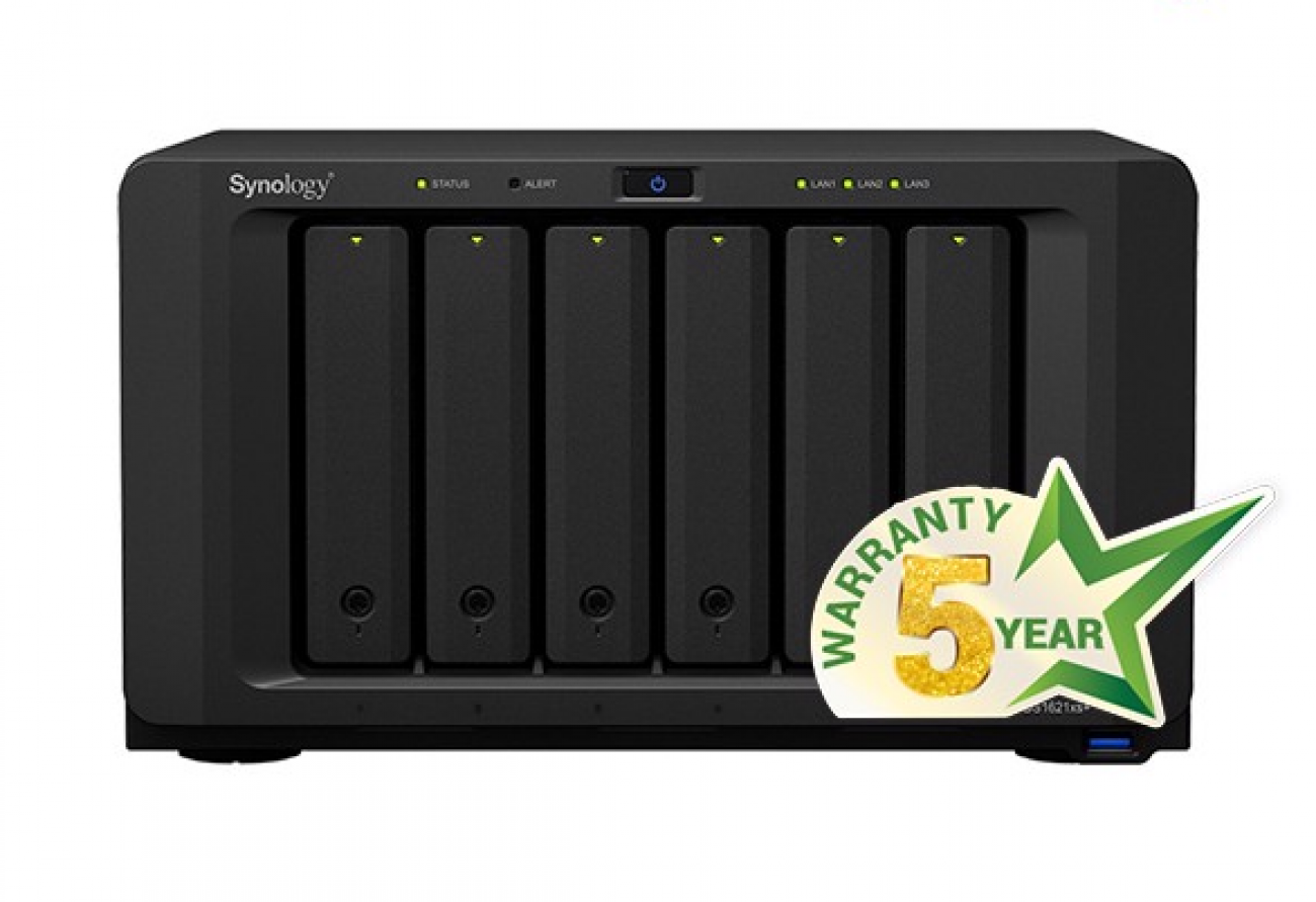 NAS Synology DS1621xs+