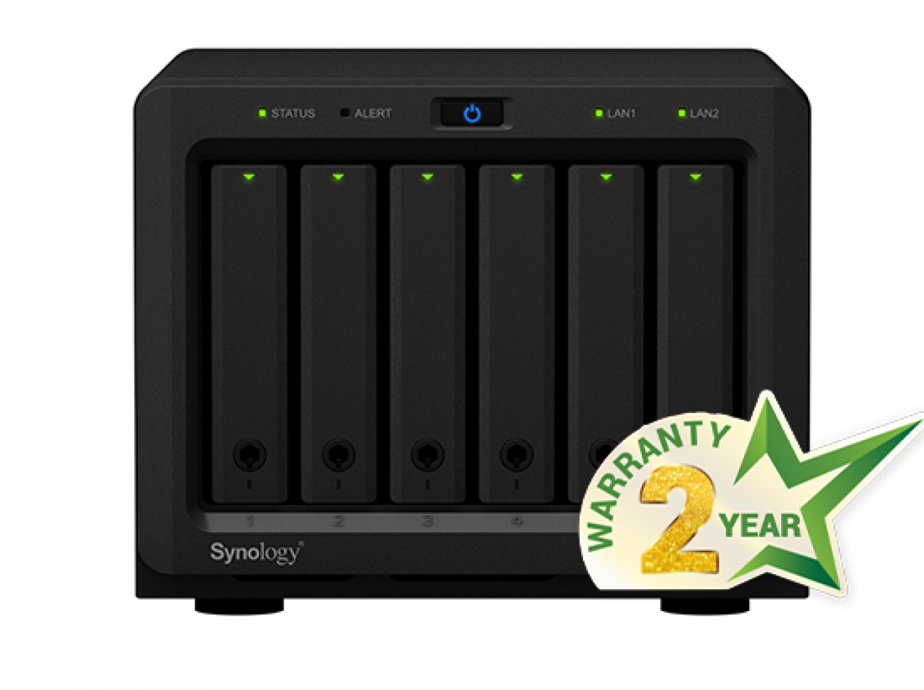 NAS Synology DS620slim