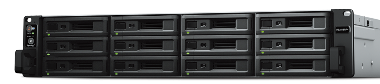 NAS Synology RS2418RP+