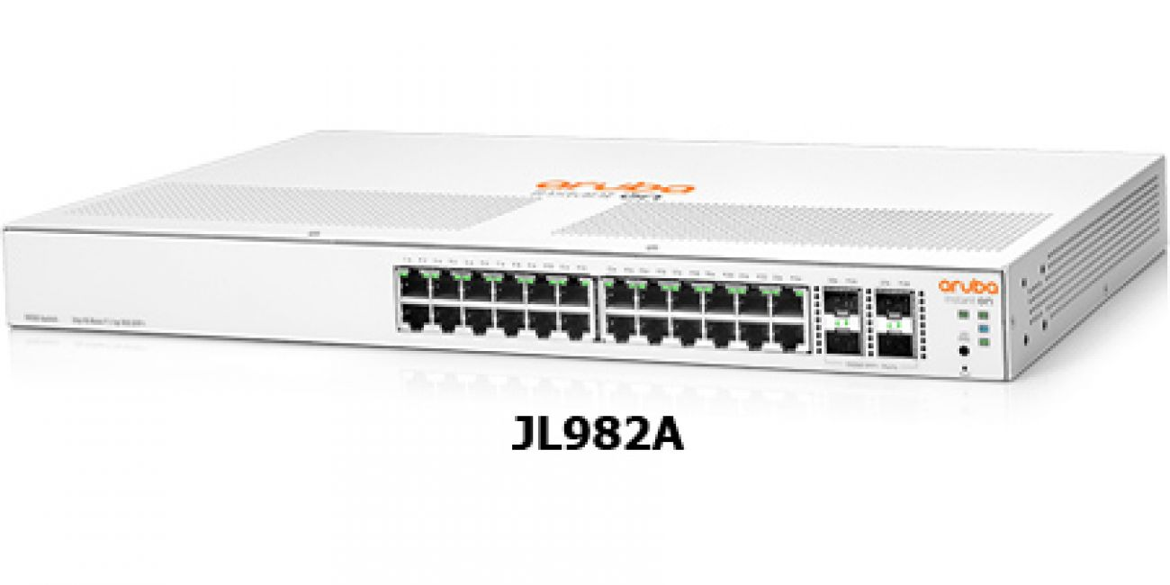 JL682A Aruba Instant On 1930 24G 4SFP/SFP+ Switch