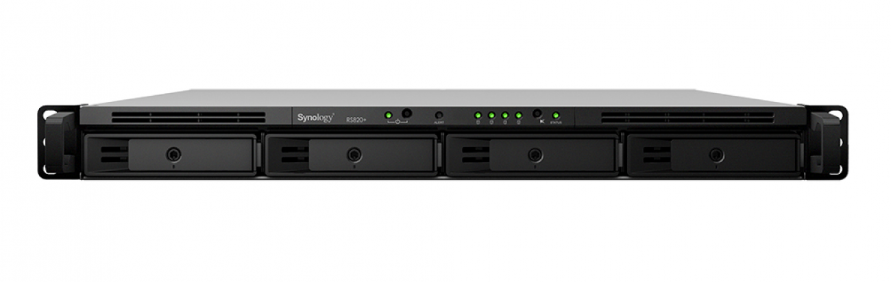 NAS Synology RS820RP+