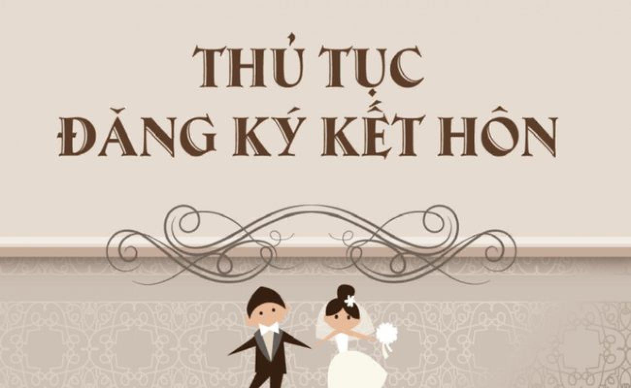 Phải đăng ký kết hôn trước hay sau khi làm đám cưới?