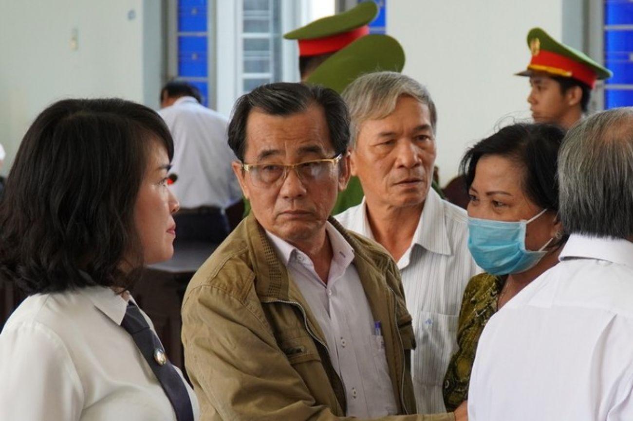 Nguyên Chủ tịch TP Phan Thiết bị đề nghị tăng hình phạt - VnExpress