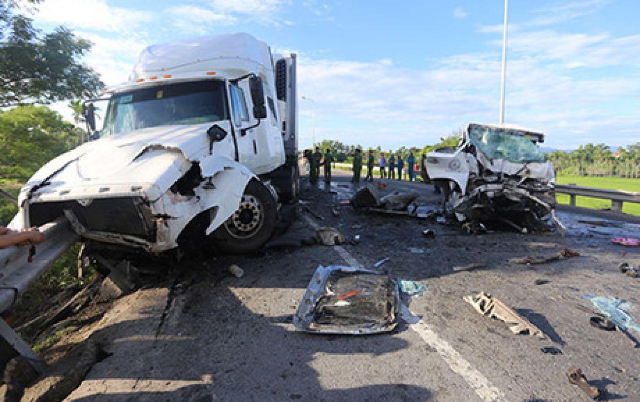 Khi nào tai nạn giao thông thành vụ án hình sự? - VnExpress