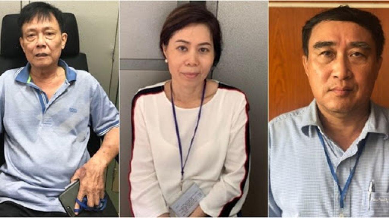 Nguyên giám đốc Trung tâm Artex Hà Nội bị khởi tố - VnExpress
