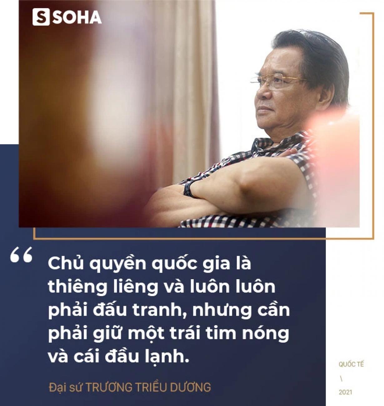 Chuyên gia Mỹ nhận định TQ dùng chiêu trò cũ ở đá Ba Đầu, Đại sứ Trương Triều Dương chỉ rõ bài học của Philippines ở Scarborough - Ảnh 6.