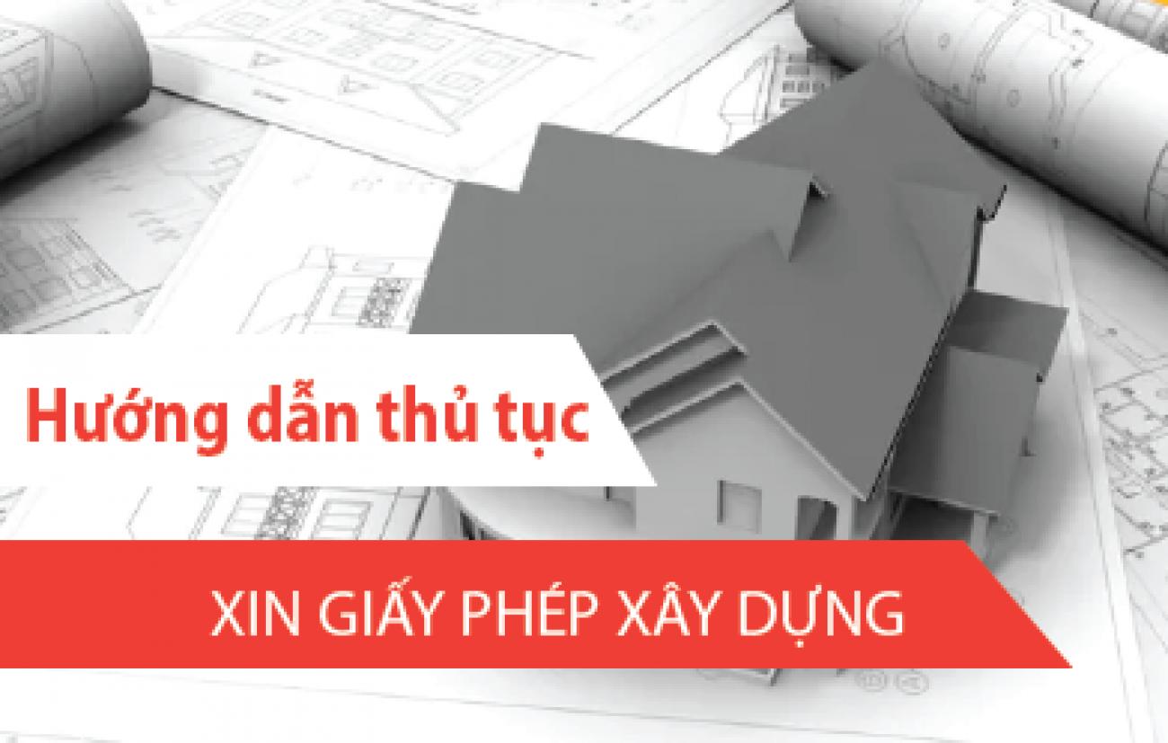 Những công trình nào không cần giấy phép xây dựng và thủ tục cấp giấy phép xây dựng?
