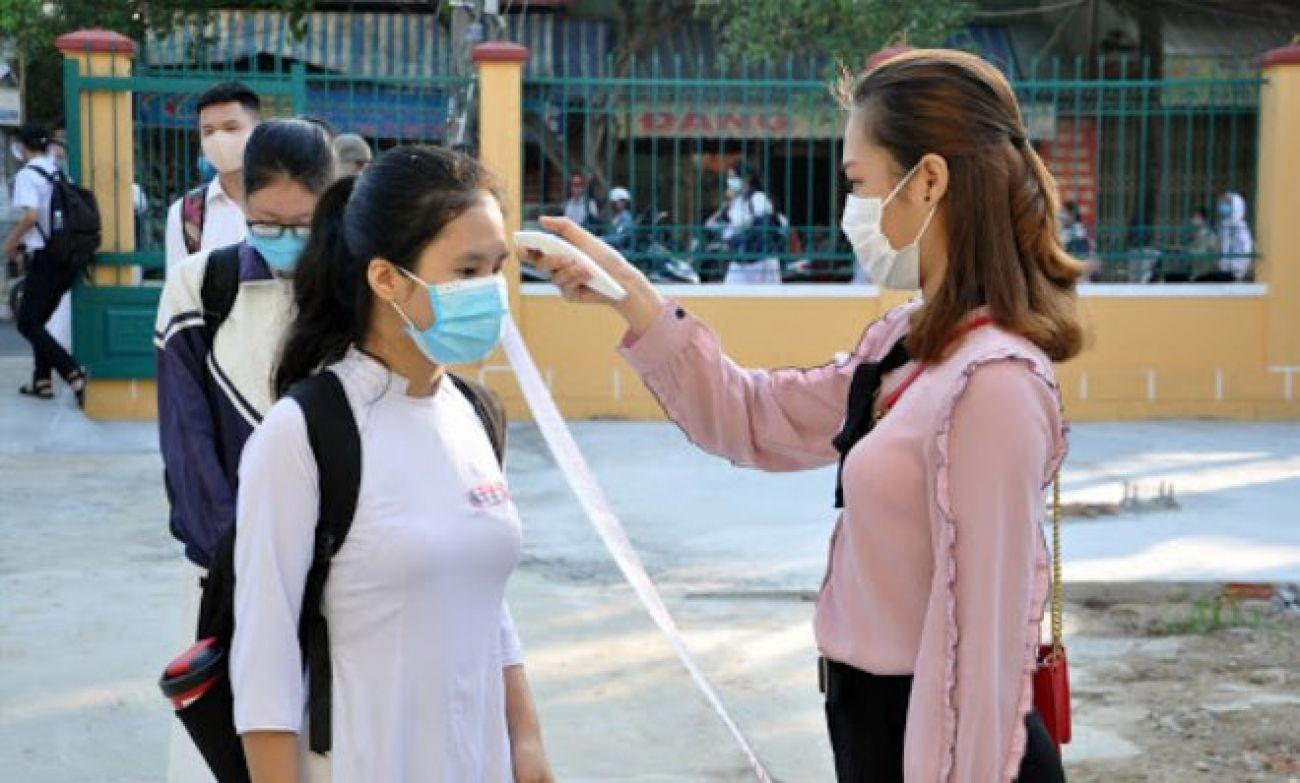 Công văn 2935/UBND-VX TP Hồ Chí Minh về biện pháp an toàn cho Kỳ thi tốt nghiệp THPT 2020