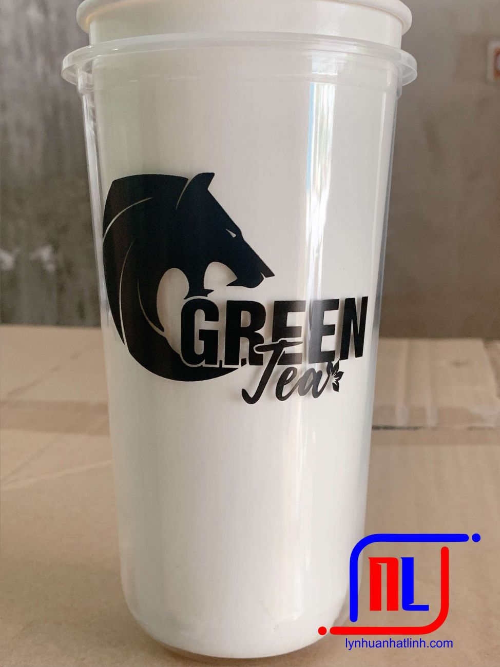 mẫu logo trà sữa đẹp
