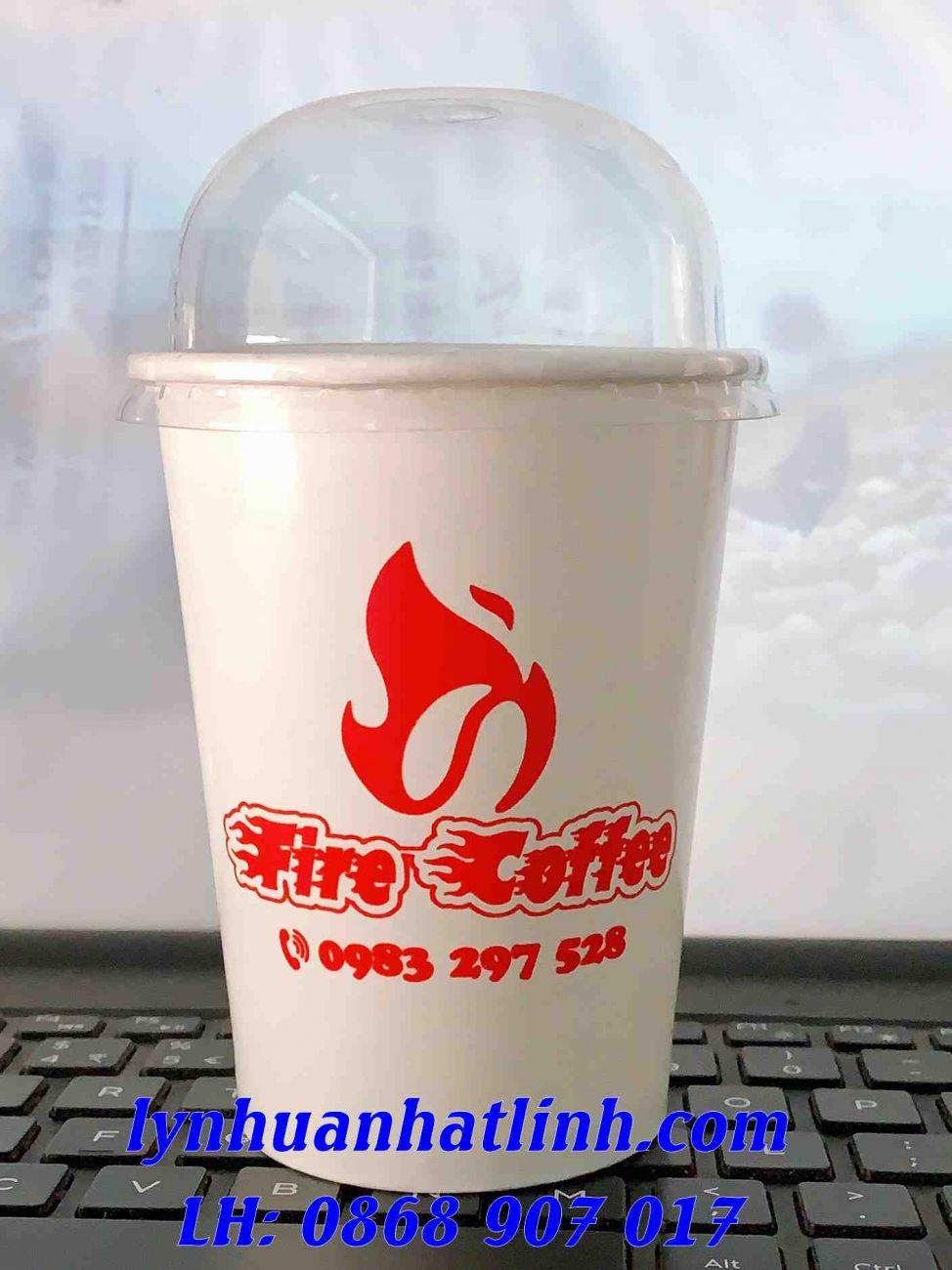 ly giấy cà phê