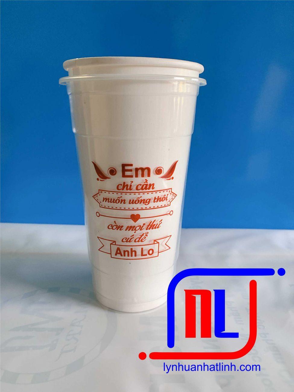 mẫu logo in ly trà sữa