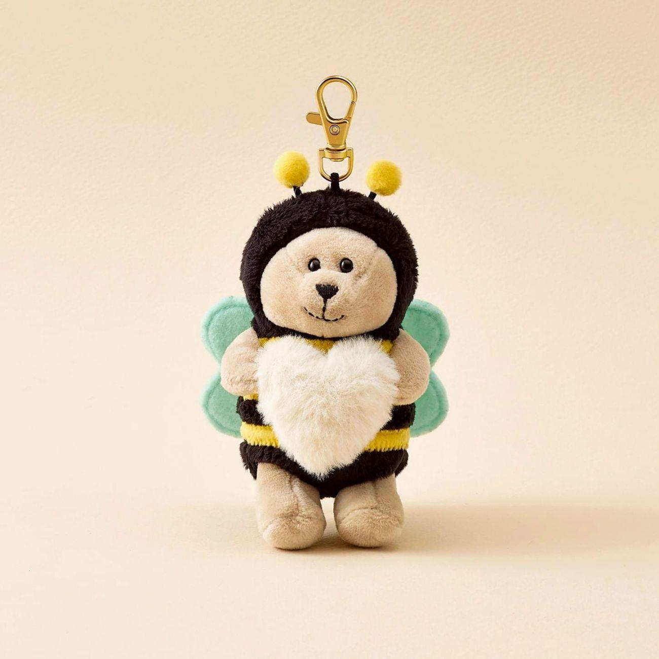 Móc khóa bearista bear mini