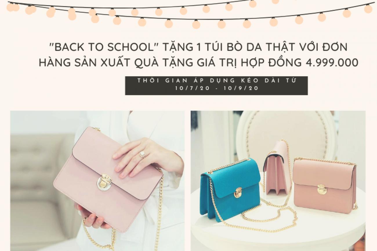 ƯU ĐÃI MÙA BACK TO SCHOOL