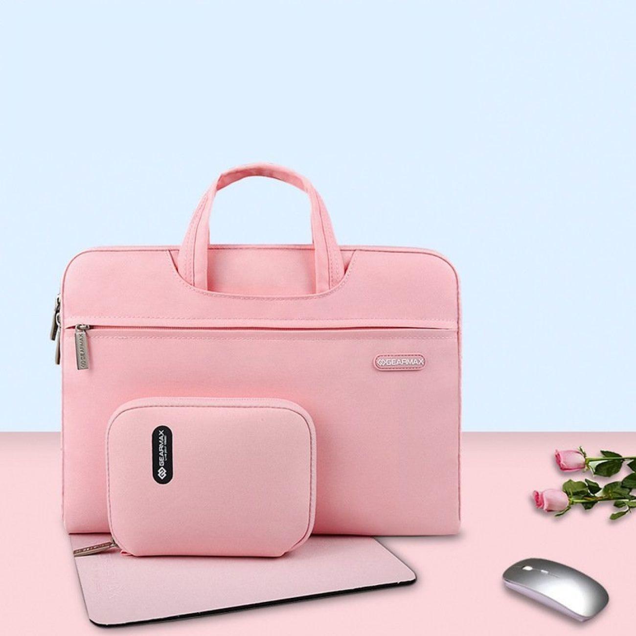 Túi đựng laptop dập logo